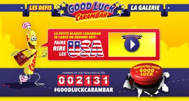 Good Luck Carambar