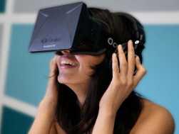 Le casque Oculus Rift