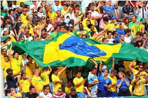 Coupe du Monde au Brésil