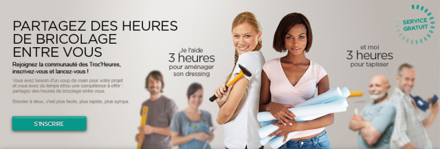 Castorama_Troc'heures_partage_de_service_bricolage