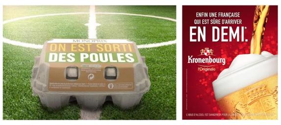 Monoprix - Kronenbourg - Coupe du monde 2014