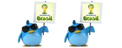 Twitter-Fifa-Coupe du monde-2014-Brésil