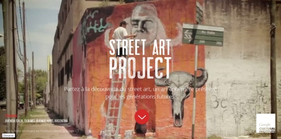 Google street Art Project 3collaboractifs 1