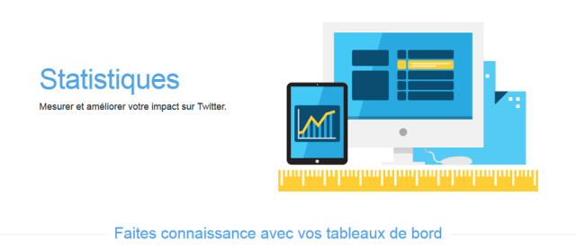 Nouvel outil analytics