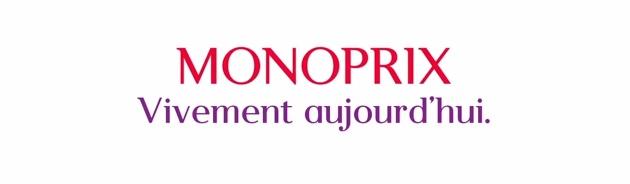 Monoprix donne vie aux bip de ses caisses - Monoprix nouveau logo ...