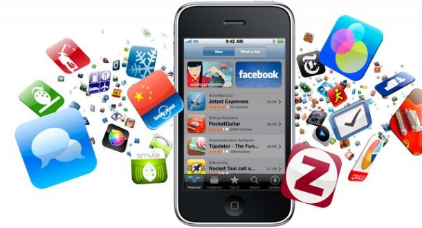 mobile-application-google-recherche