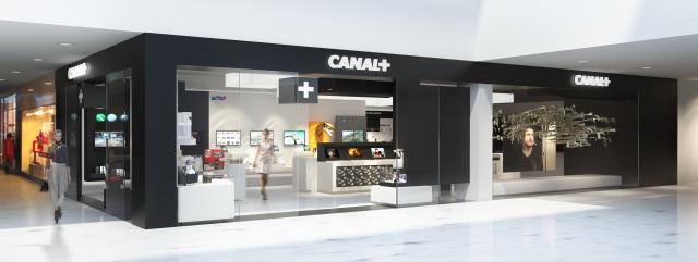 Canal+ boutique