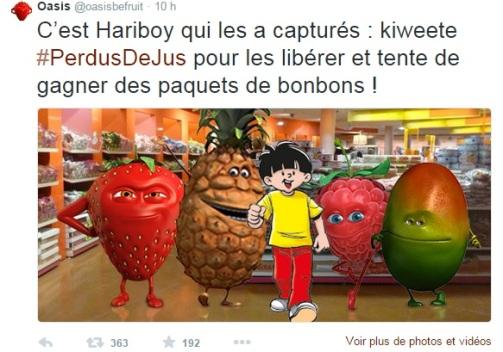 HARIBOY Bonbons Oasis