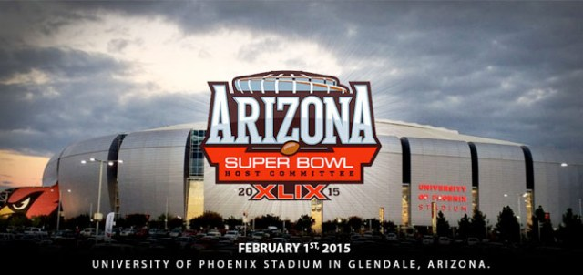 Superbowl XLIX 2015 Arizona