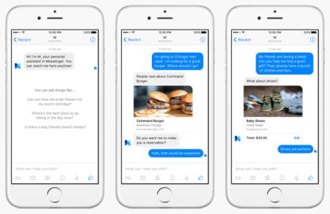 M - Messenger - Facebook - 3collaboractifs