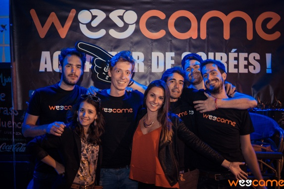 Equipe Weecame 3collaboractifs